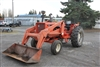 Allis Chalmers 185 tractor with loader