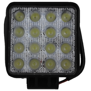 "4""x4"" Square LED Flood Light"