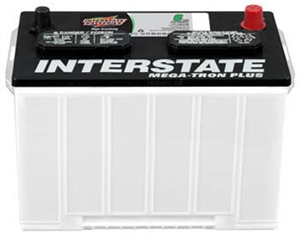 Interstate MTP-27 battery