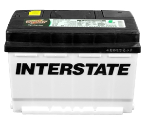 Interstate MTP-48/H6 battery