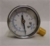 AIR GAUGE 2-200 1/4  SIDE CONN