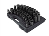 39pc SAE IMPACT SOCKET SET