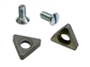 AMMCO CARBIDE INSERTS (6)