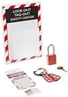 MCLO-1 LOCK OUT TAG COMPL KIT