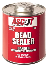 ASCOT BEAD SEALER - QUART