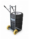 WINNTEC HD SMART TIRE CART