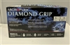 DIAMOND GRIP LATEX GLOVE XL