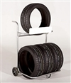 MARTINS 4 TIRE ROLLING DISPLAY