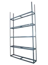 MARTINS 5 TIER SHELVING 92x155