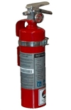 FIRE EXTINGUISHER 2.5LB