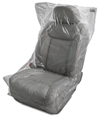 PLASTIC SEAT COVERS 500/ ROLL