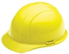 LIGHTWEIGHT HARD HAT - YELLOW