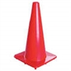 18  ORANGE SAFETY CONE