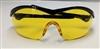 STORM SAFETY GLASSES - AMBER L