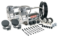 Viair Chrome 400 Dual Combo Pack