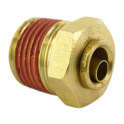 "3/8"" Hose 1/2"" NPT Straight Push-to-Connect"