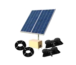 Solar Pond Aerator 3 AerMaster Direct Drive Aeration System
