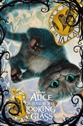 Disney Alice Through the Looking Glass Cheshire Cat 3D Lenticular Card