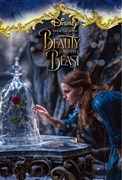 "Disney Beauty and the Beast ""Bell and Rosedome"" 3D Lenticular Card"