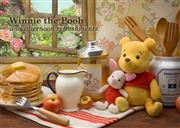 Winnie the Pooh afternoon refreshments 3D Lenticular Greeting Card