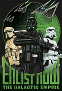 STAR WARS TROOPERS 3D Lenticular Card