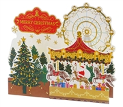 Christmas Festival Pop Up Greeting Card