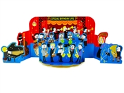 Happy Birthday Jazz Band Sound W/ 2 Melodies Pop Up Greeting Card