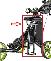 Seat EZ - CaddyLite EZ Click Golf Push Cart