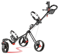 SuperLite Swivel - Golf Push Cart