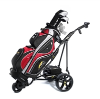 PowaKaddy Freeway Titanium Compact - Electric Golf Caddy