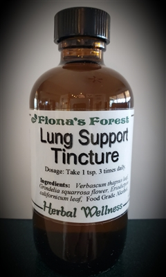 Lung Support Tincture