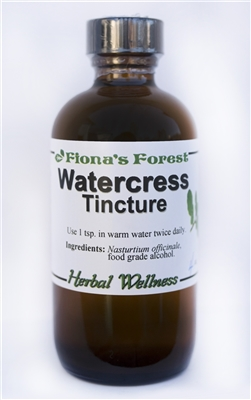Tincture of Watercress