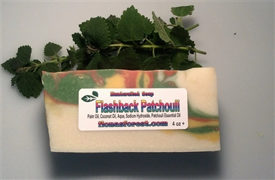 Flashback Patchouli Soap
