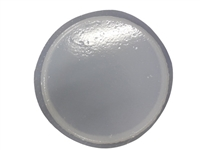 12 Inch round concrete or plaster mold 1037