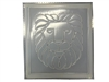 Lion concrete or plaster mold 1040