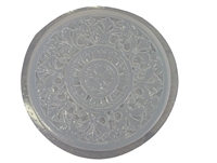 Decorative concrete or plaster mold 1089