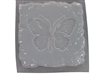 Butterfly concrete or plaster mold 1110