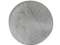Cowboy rodeo concrete or plaster mold 1128