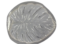 Leaf concrete or plaster mold 1134