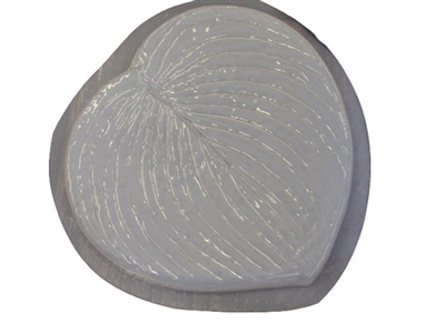 Hosta Leaf Concrete Mold 1197