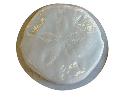 Sand Dollar Concrete Mold 1255