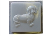 Dachshund Dog Mold 1259