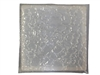 Pebble square concrete stepping stone mold 2040