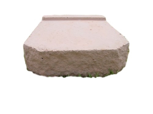 Textured Face Retaining Wall Block Concrete Mold 3005