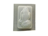 Praying Hands Soap Mold 4518