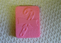 Candy Cane Soap Mold 4565