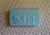 Waves Bar Soap Mold 4567