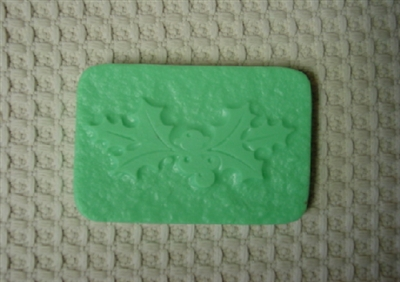 Holly Berries Soap Mold 4600