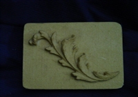 Leaf Soap Mold 4629