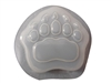 Bear Paw Print Soap Mold 4645